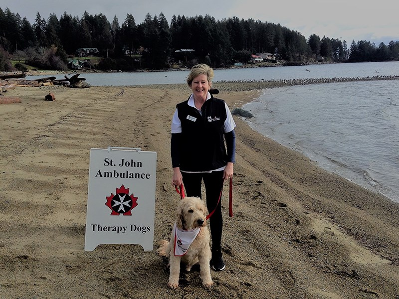 Powell River Therapy Dogs