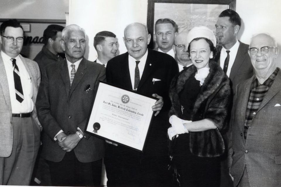 FSJ-Rotary-Charter