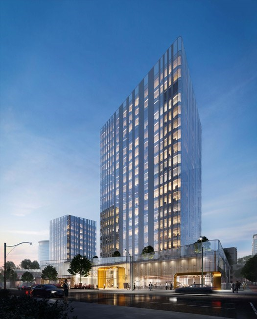 Brand new office and retail investment opportunity in Metrotown_0