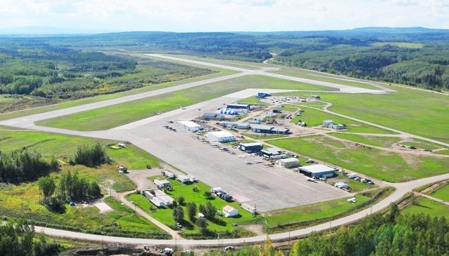 Northern Rockies Airport, Fort Nelson, B.C. | Northern Rockies Airport