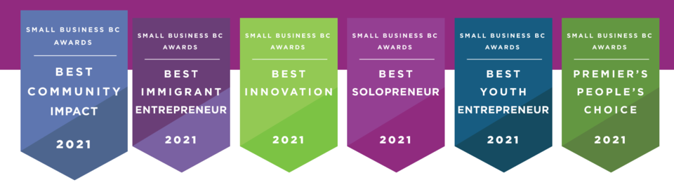 Small Business BC Awards 2021