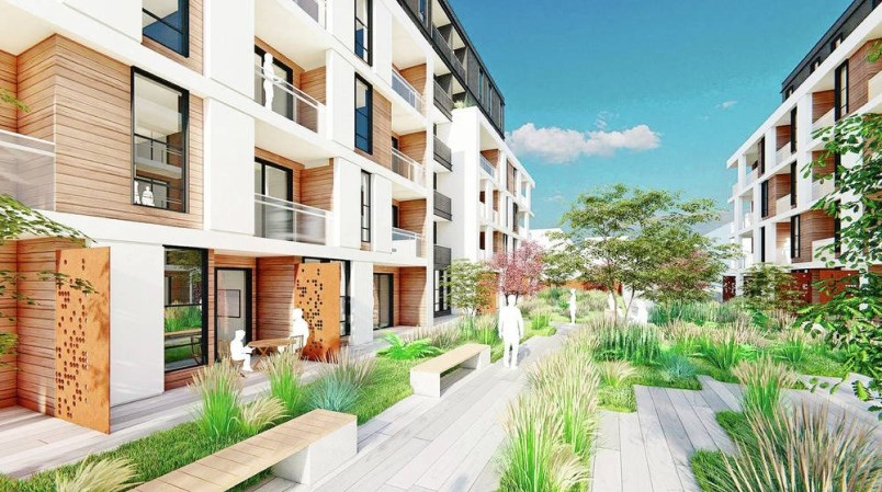 Telus and Omicron are co-developers on 178-unit Nanaimo rental project. | Omicron