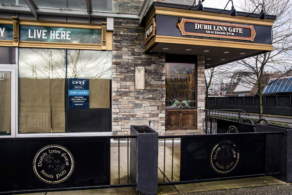 Many pubs and restaurants have already closed.| Chung Chow