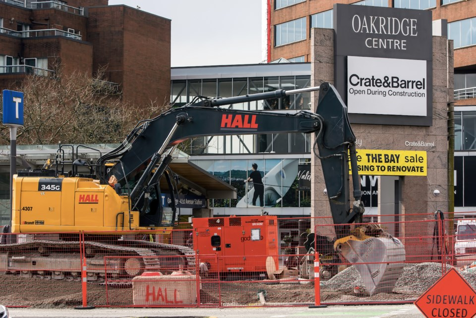 Oakridge Centre makeover includes 1 million square feet of retail. | Chung Chow