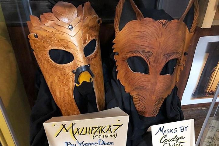 Carolyn Quirt masks
