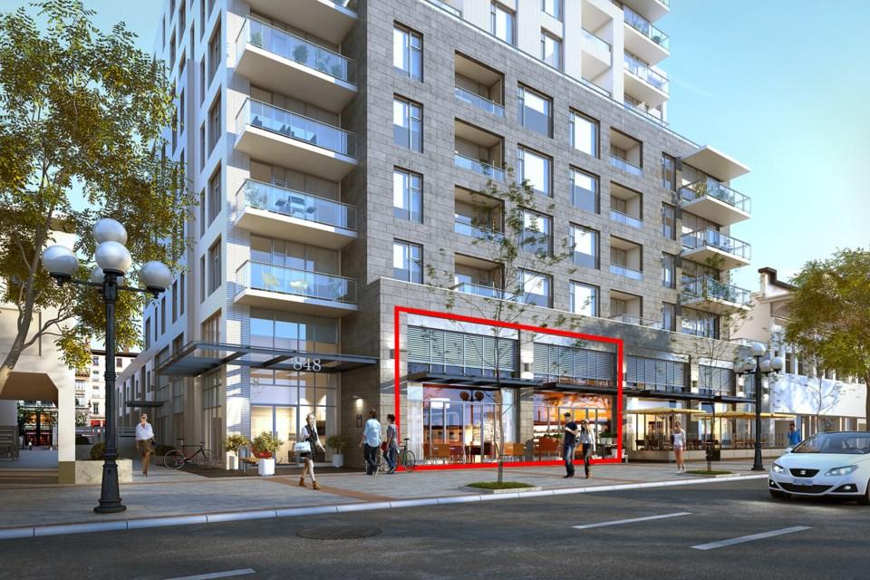 101 and 102 848 Yates Street, Victoria