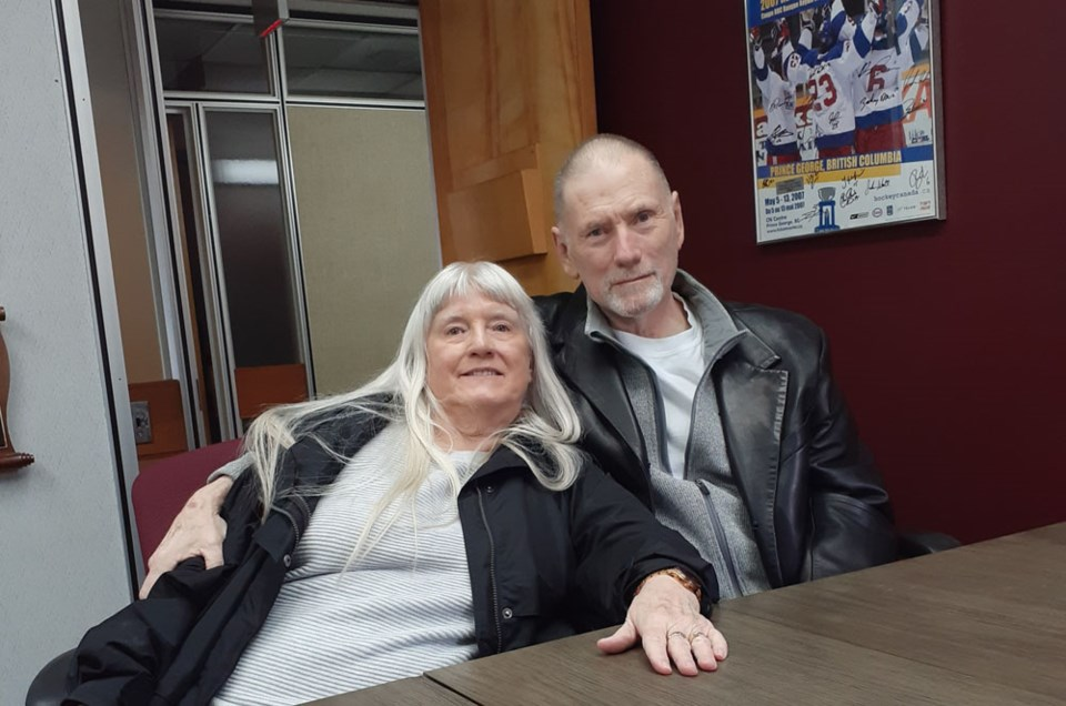 Sharon and Richard Clements