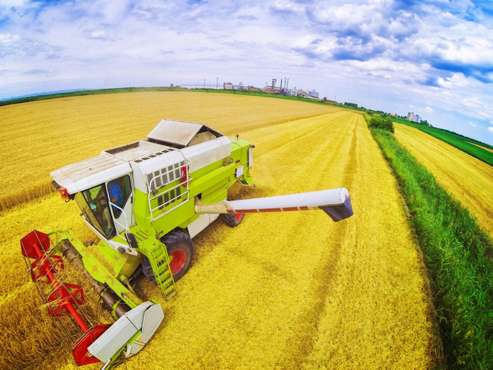 With a GDP of $1.74 trillion, Canada is a significant exporter of food and energy.| WI files