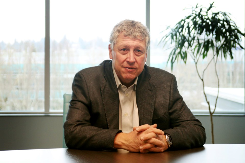 Rod Fram, president of TransPacific Realty Advisors. | Western Investor