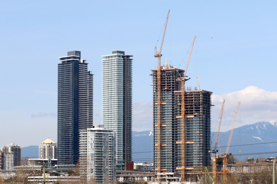 Surge in housing starts, listings expected to cool frenetic market.| Chung Chow