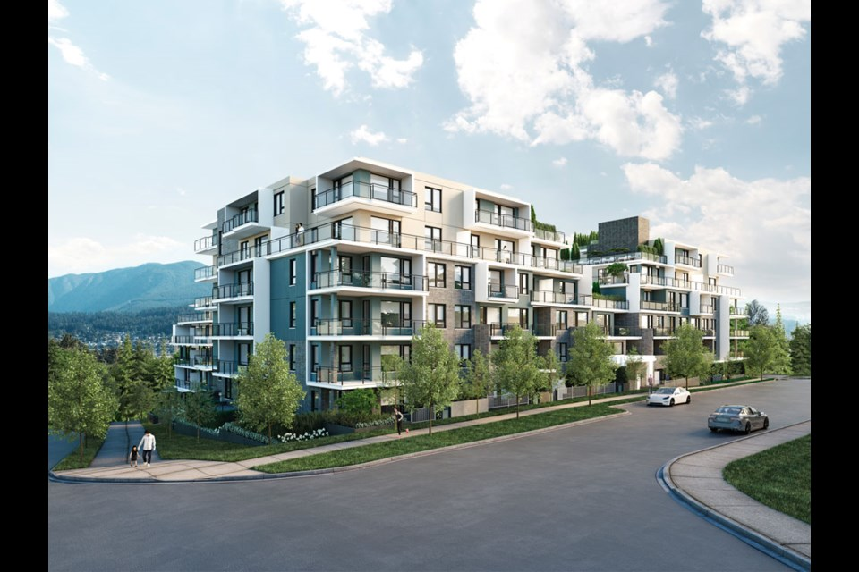 Surrounded by nature, Anchor is situated along the Evergreen Line Corridor. (Bold Properties)