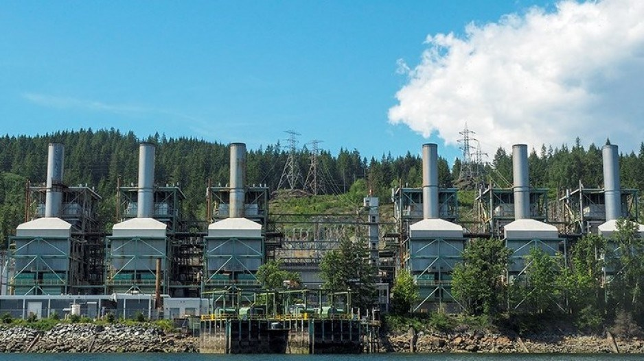 Burrard Thermal Power on Port Moody waterfront. | Stefan Labbe, Tri-City News