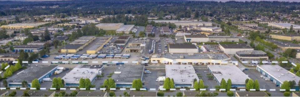 Dozyn Dezyn Fraser Valley industrial portfolio covers three sites. | CanFirst