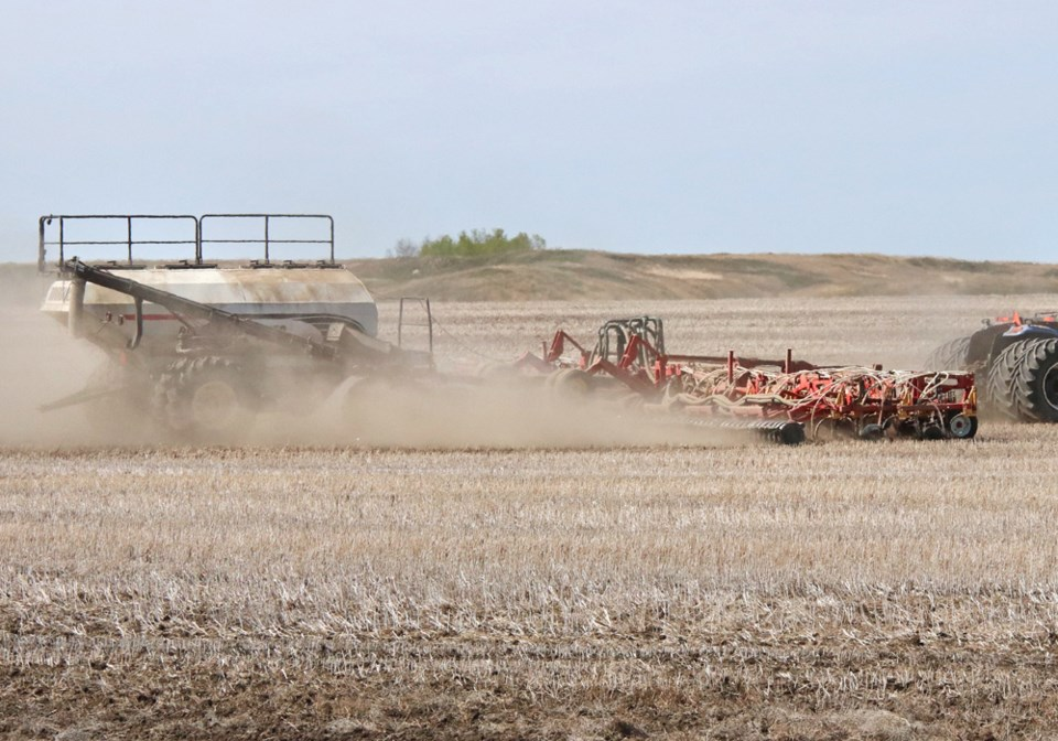 Saskatchewan, Manitoba could see driest conditions since 1895.  Western Producer