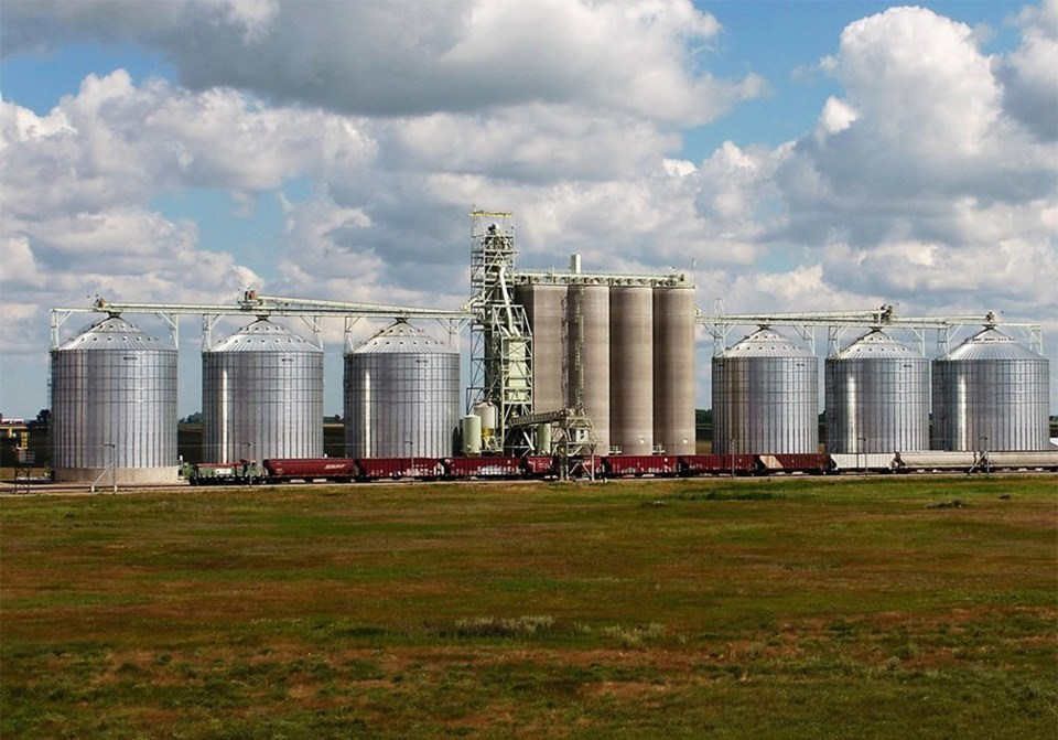 Ceres owns a high-volume elevator and rail facility at Northgate, SK. | Submitted