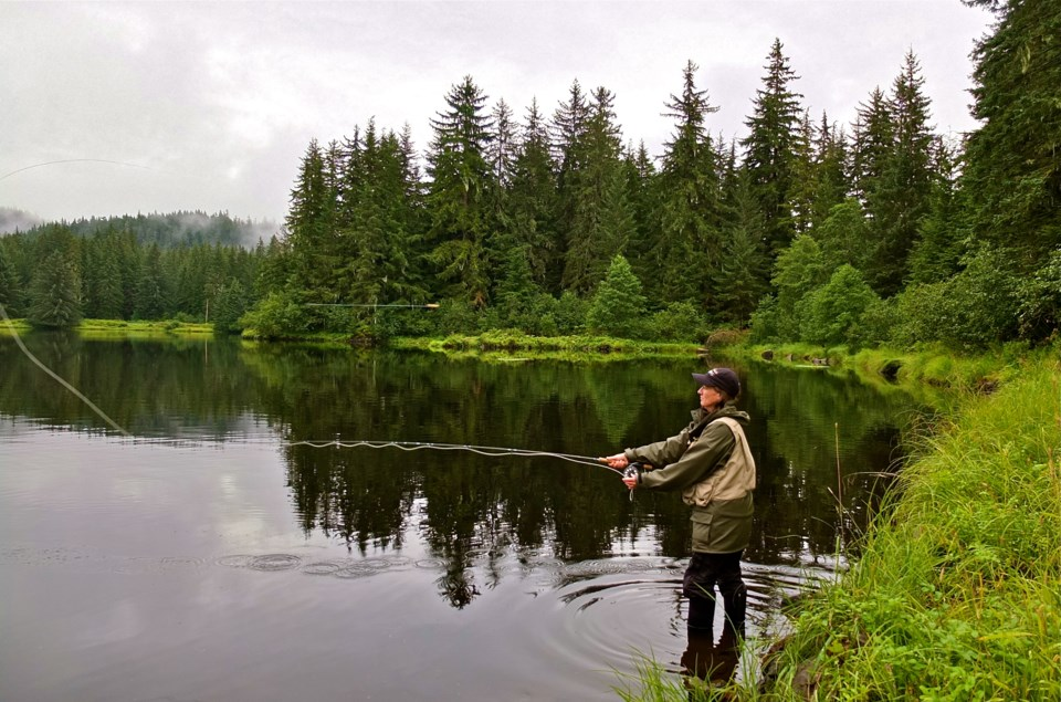 The Outdoor Narrative: Wind is the enemy of many a fly fisher_0