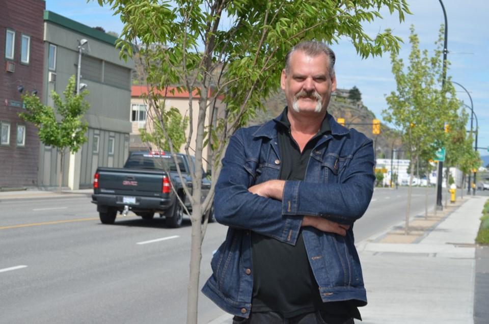 Rick Eldridge secuirty guard