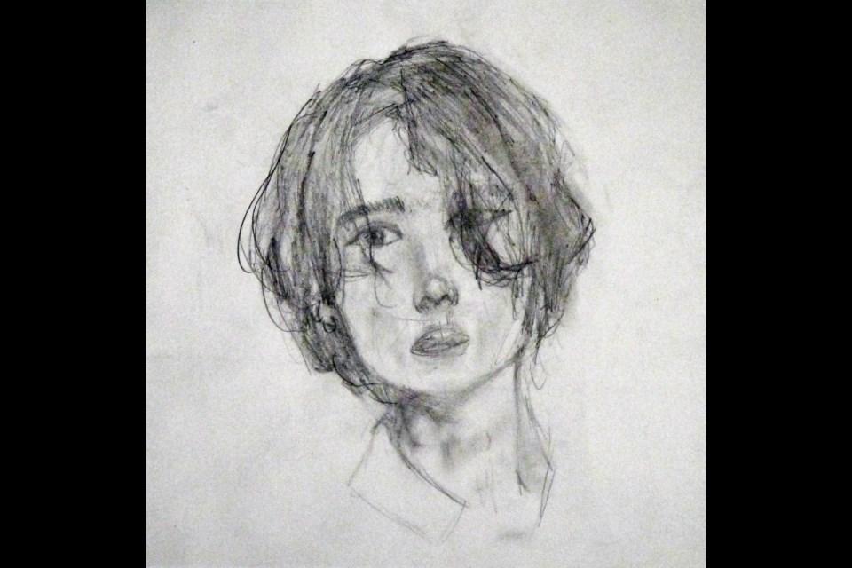 Untitled, by Ariana Leduc-Sjodin, Grade 6, Haldane elementary