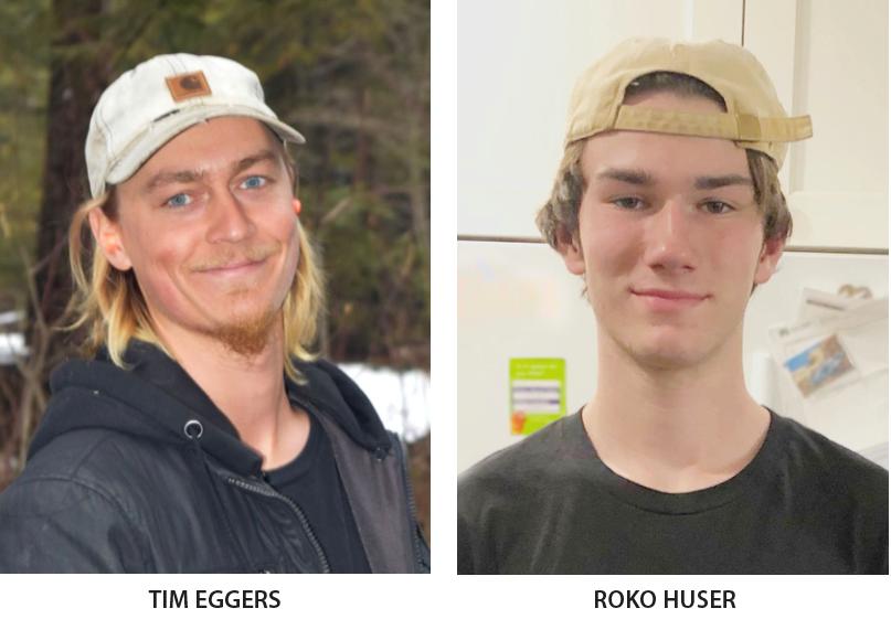 TRU trades Skills Eggers Huser