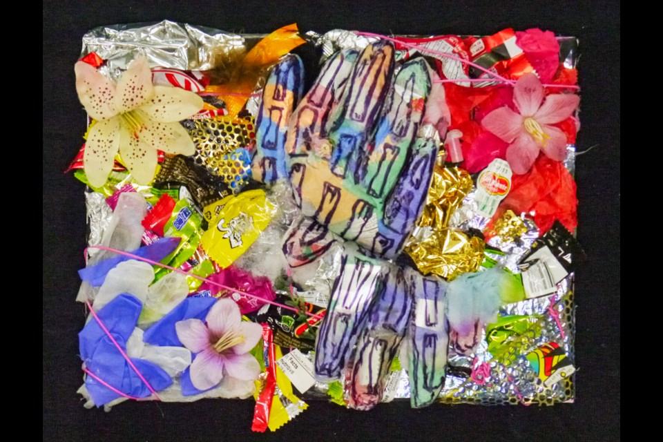 Untitled, by Charlotte Kaltenrieder, Grade 7, Kamloops School of the Arts