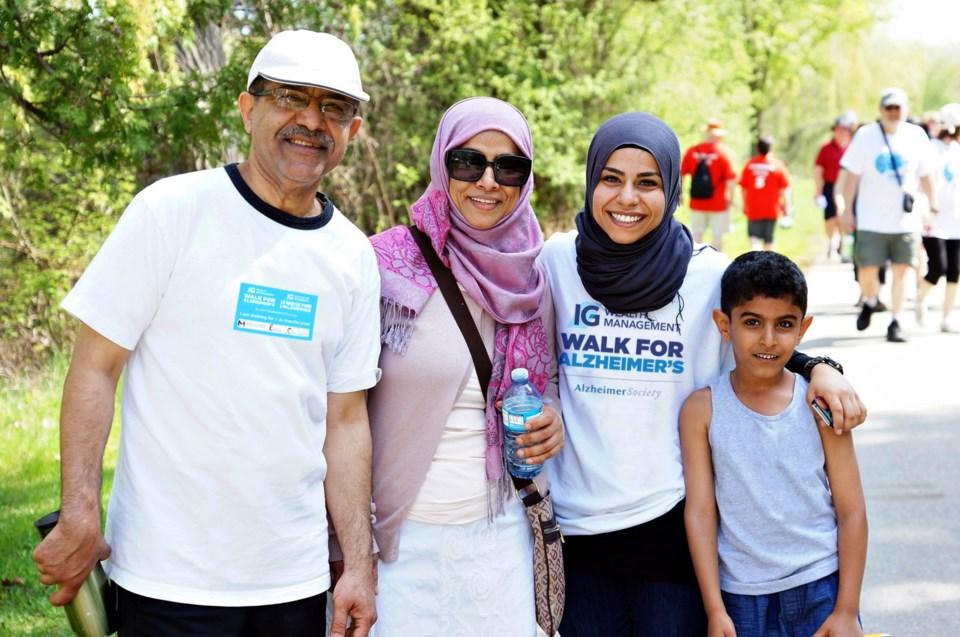 Eye on Community: Local walk for Alzheimer's a success_0