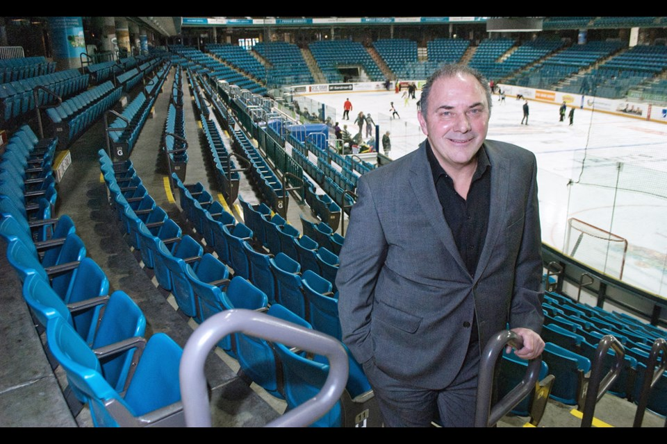 Don Moores was hired as president and COO of the Kamloops Blazers in June of 2016. Before that, he spent decades in leadership roles with Black Press, the former parent company of Kamloops This Week, from where he worked for many years.