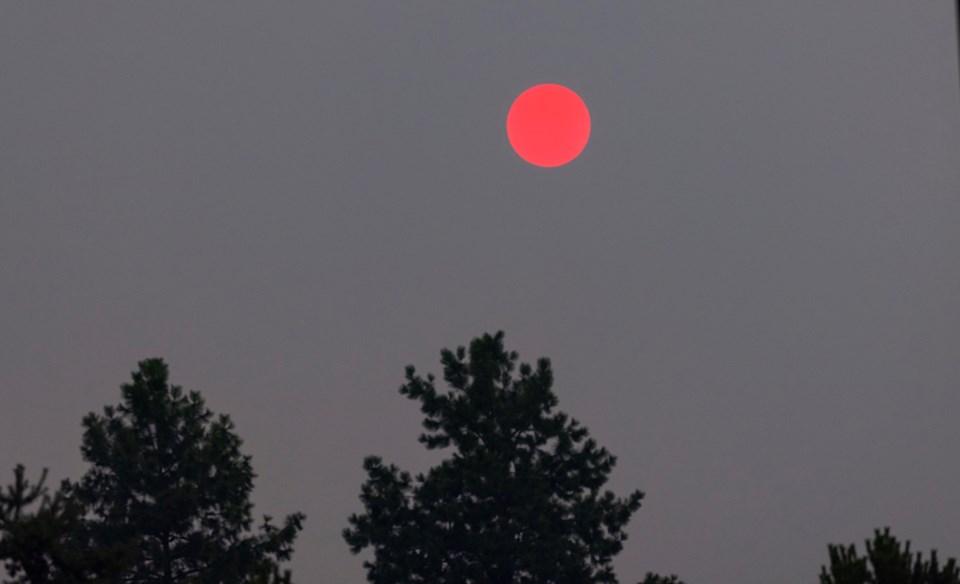 smoke sun July 2021