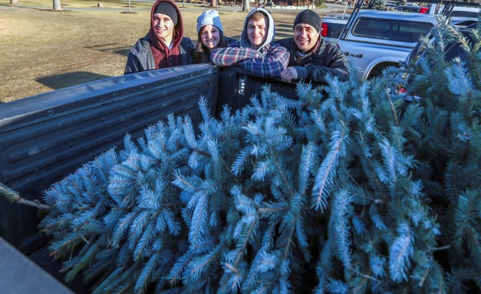 Woodward Christmas Tree Farm