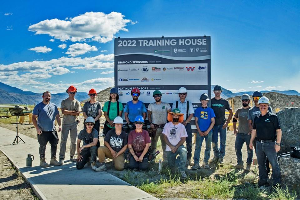 2022 Training House