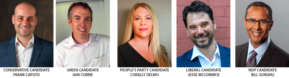 2021 federal election candidates