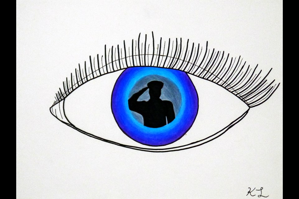 Untitled, Kaitlyn Laviolette, Grade 6, Westsyde elementary