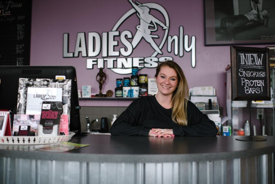 Ladies Only Fitness COVID