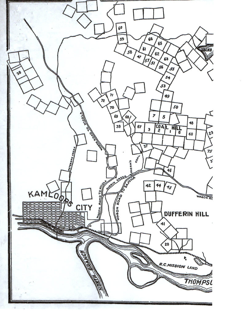 History mining map