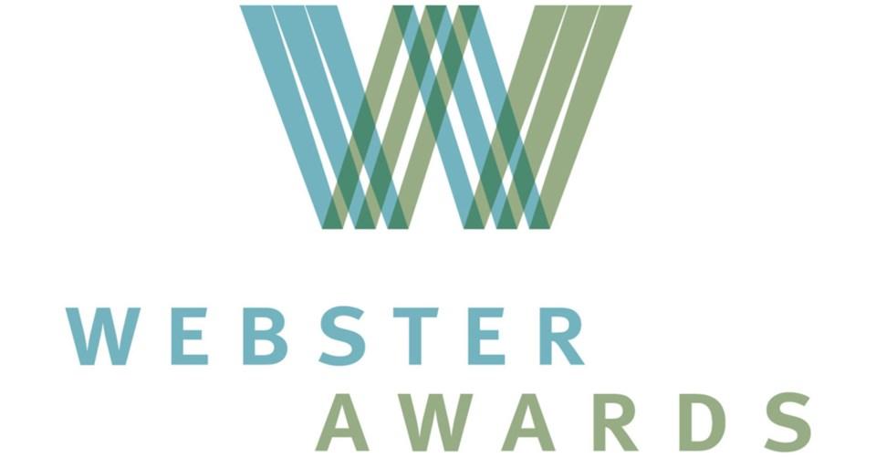 Webster Awards logo