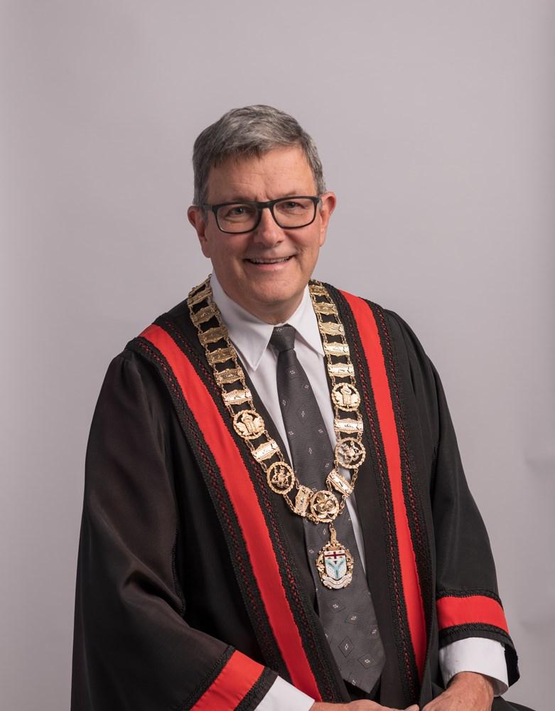 Mayor's Chain of Office