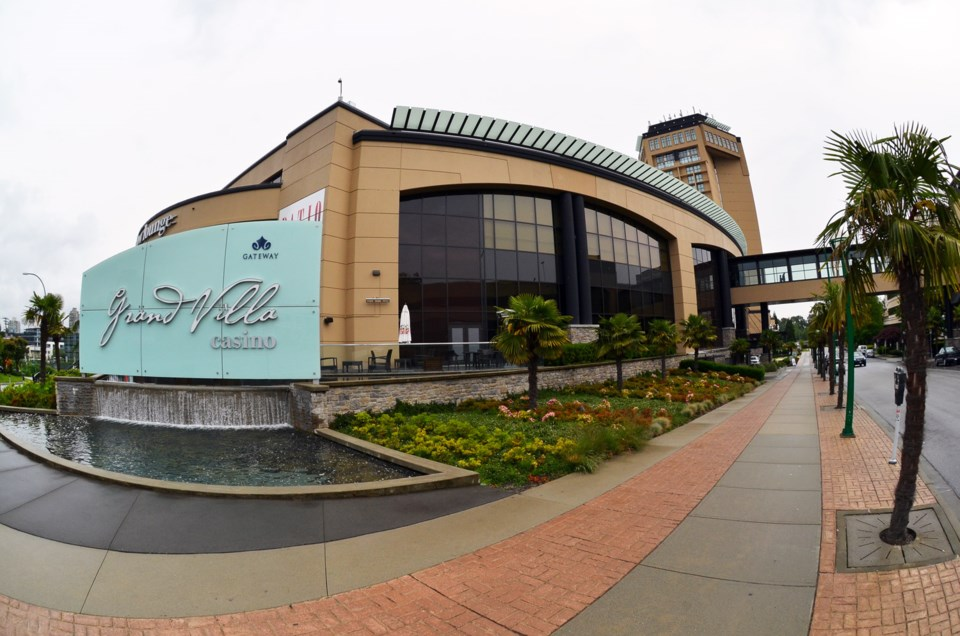 Grand Villa Casino Burnaby