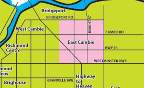 East Cambie