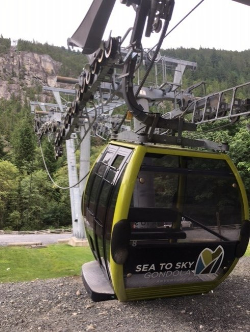 gondola down