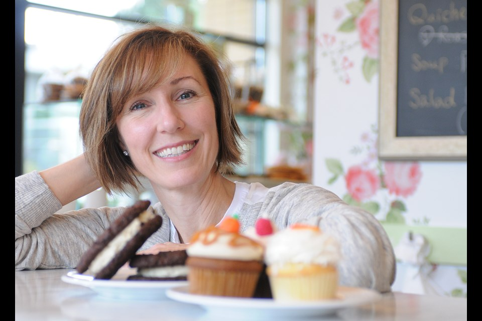 Butter owner Rosie Daykin serves up baked goods that rival your grandmother's.