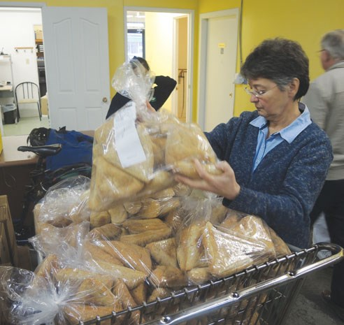 Richmond Food Bank is needed more than ever, according to its president, Richard Brand
