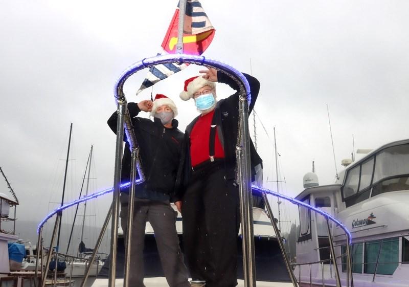 Christmas Santa cruise