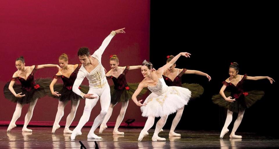 Richmond Academy of Dance, Nutcracker, New Westminster Symphony Orchestra