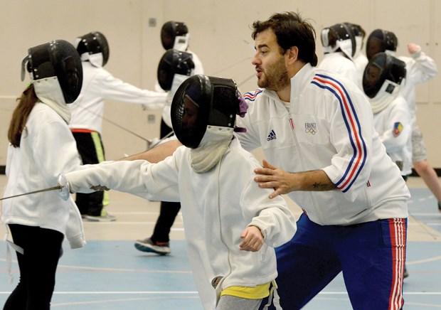 Fencing program