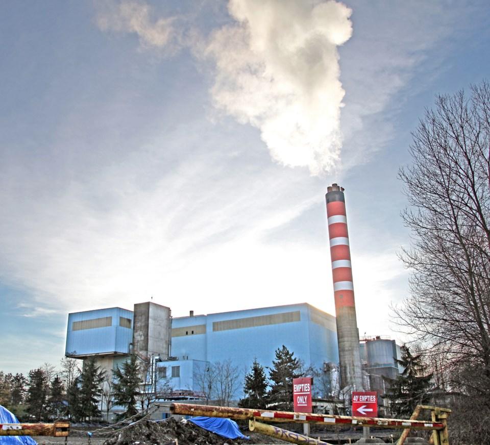 Burnaby incinerator