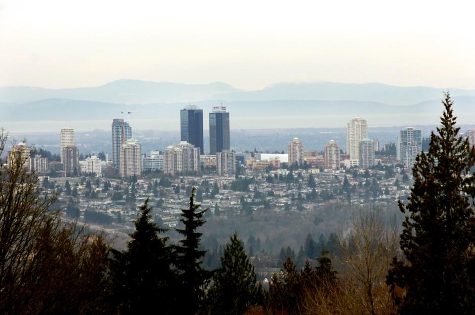 metrotown skyline