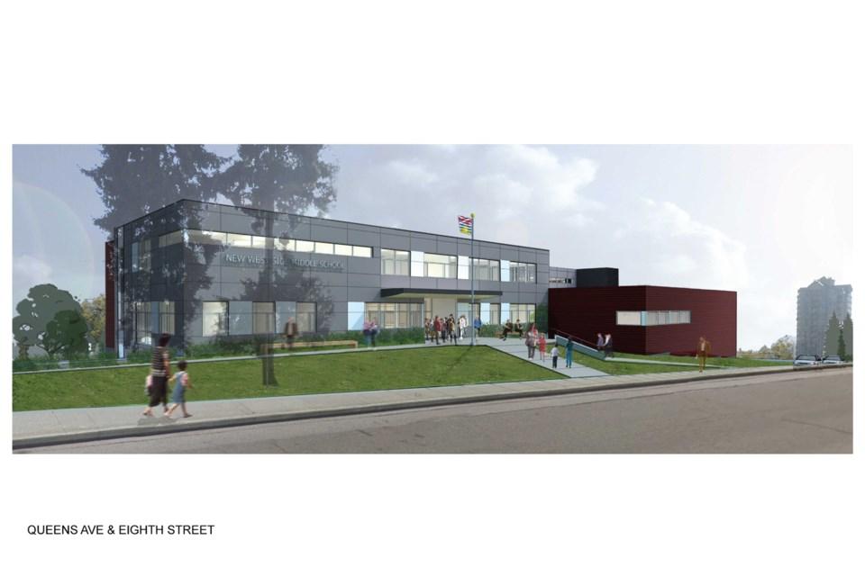 École Fraser River Middle School