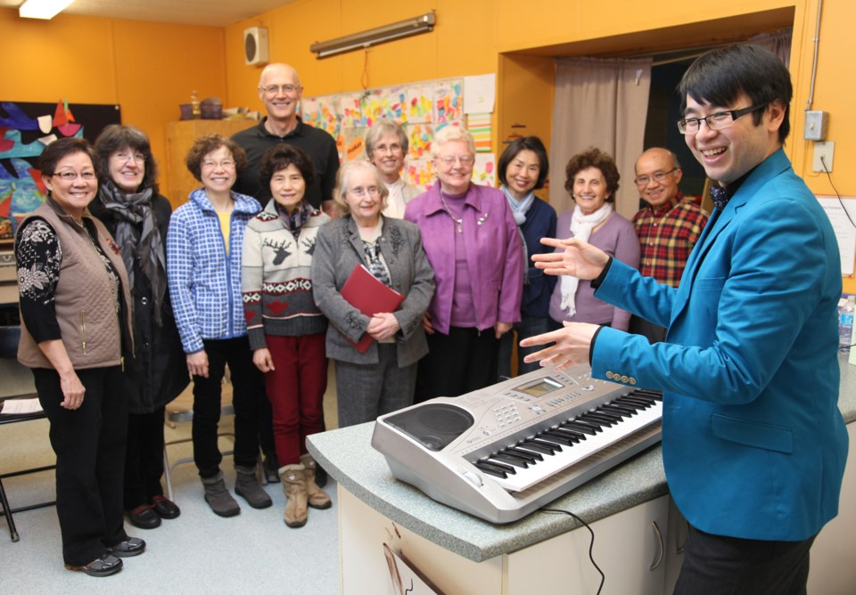 Kevin Lee, Newcomers' Choir