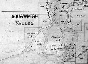 Map courtesy of City of Vancouver archives