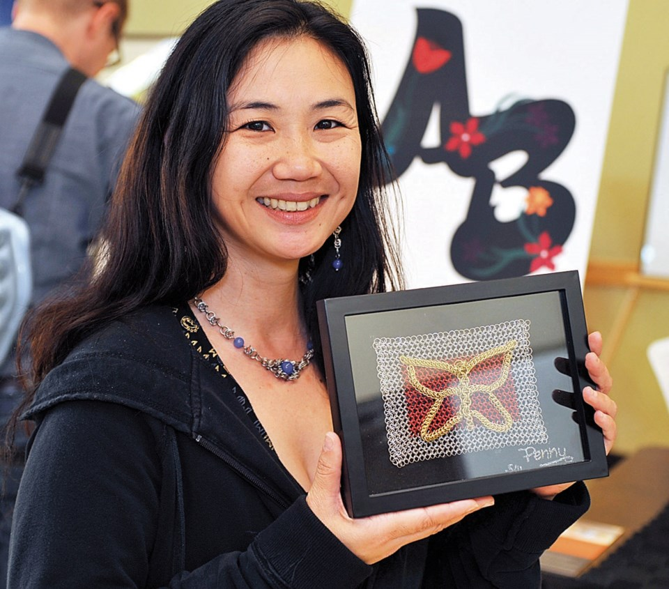 Penny Cheng, Artists in the Boro