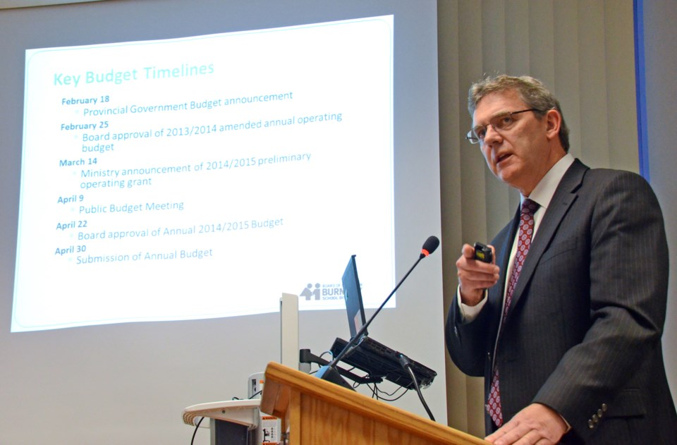 Greg Frank secretary-treasurer